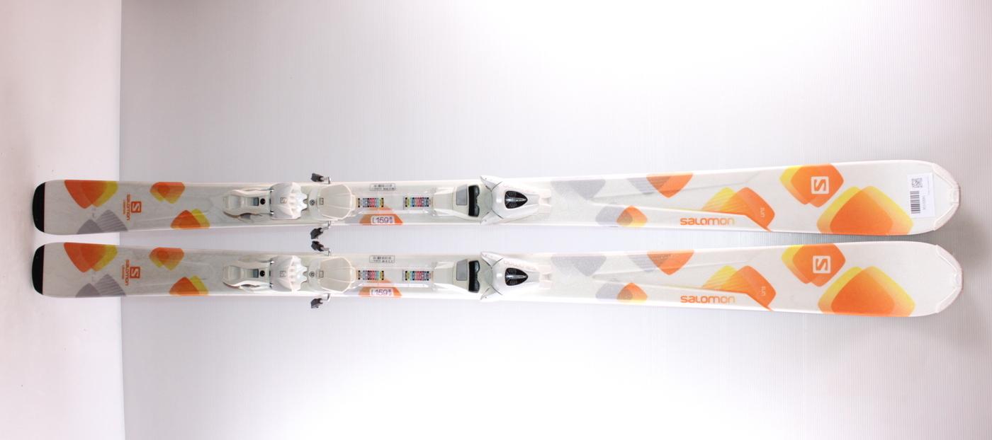 Dámské lyže SALOMON SUN 159cm