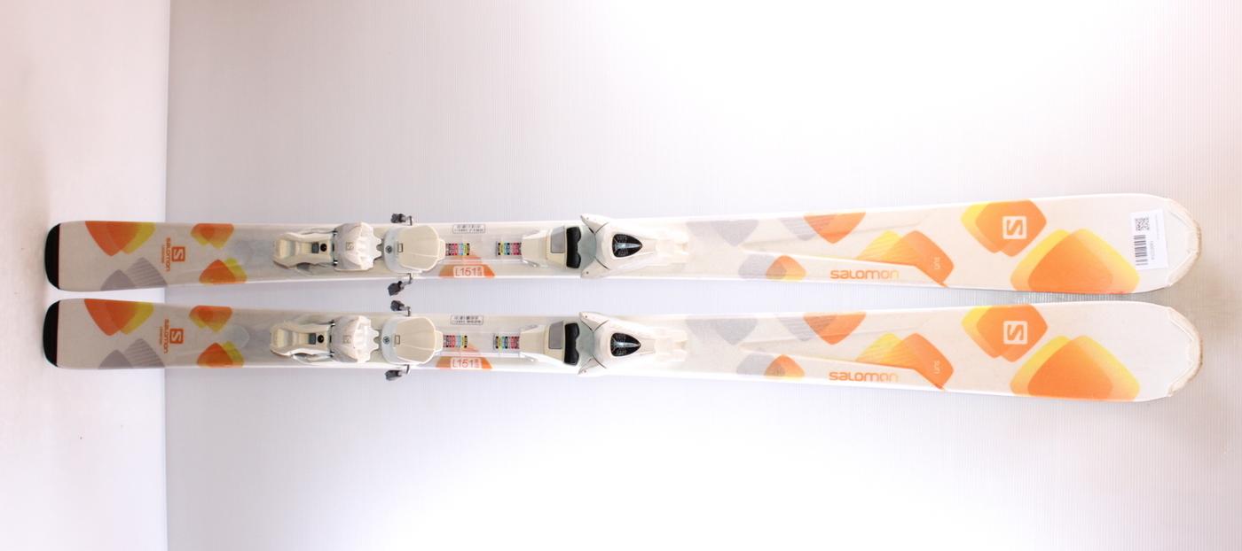 Dámské lyže SALOMON SUN 151cm rok 2014