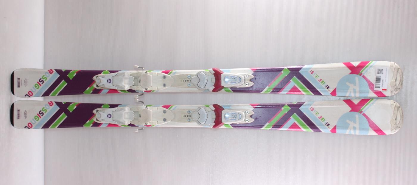 Dívčí lyže ROSSIGNOL FUN GIRL 120cm