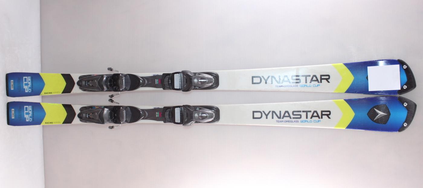 Dětské lyže DYNASTAR WORLDCUP OMEGLASS 150cm