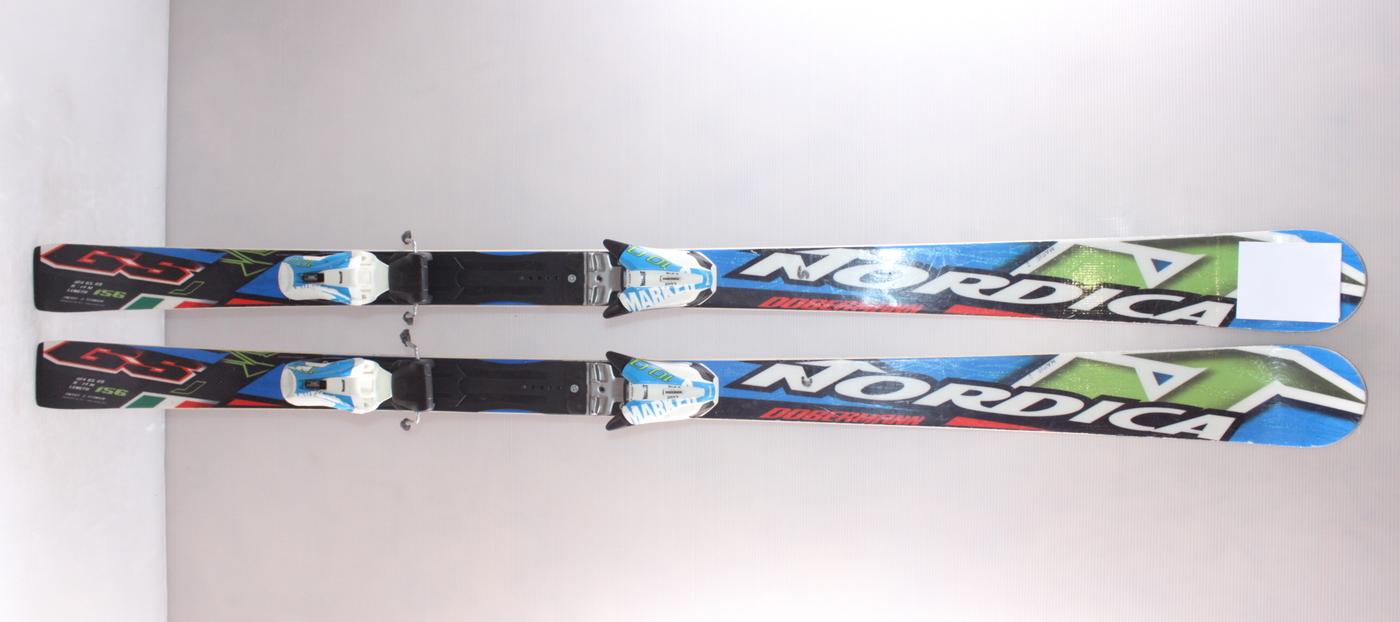 Dětské lyže NORDICA DOBERMANN GSJ 160cm