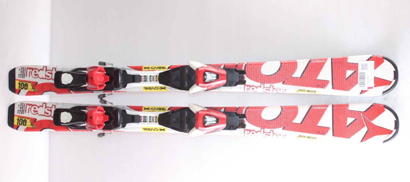 Dětské lyže ATOMIC REDSTER 100cm rok 2014