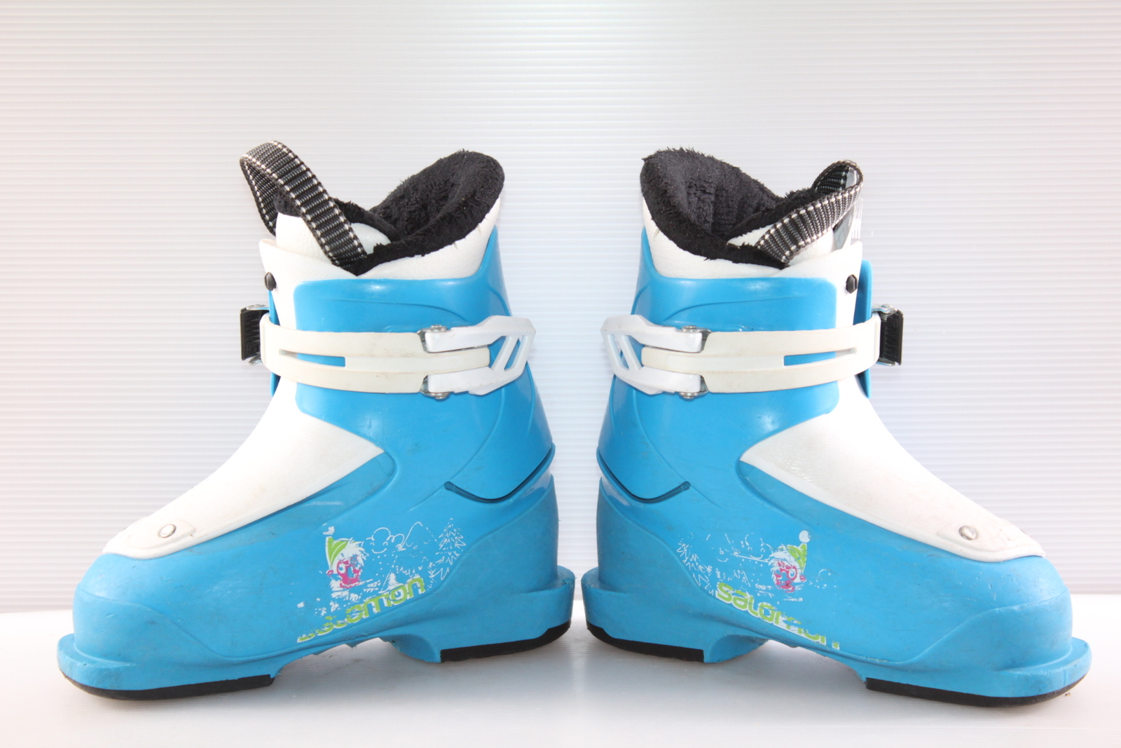 Dětské lyžáky Salomon T1 vel. EU28