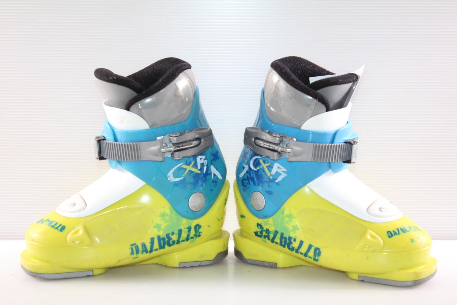 Dětské lyžáky Dalbello CXR 1 vel. EU28.5