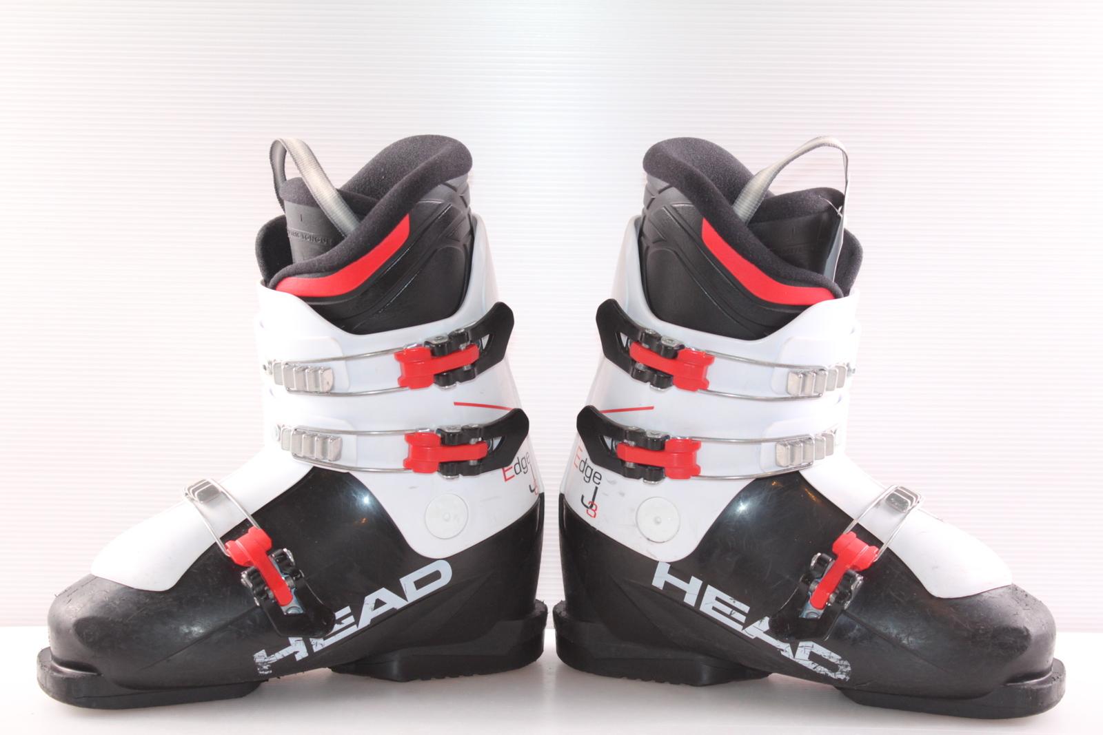 Dětské lyžáky Head Edge J3 vel. EU38