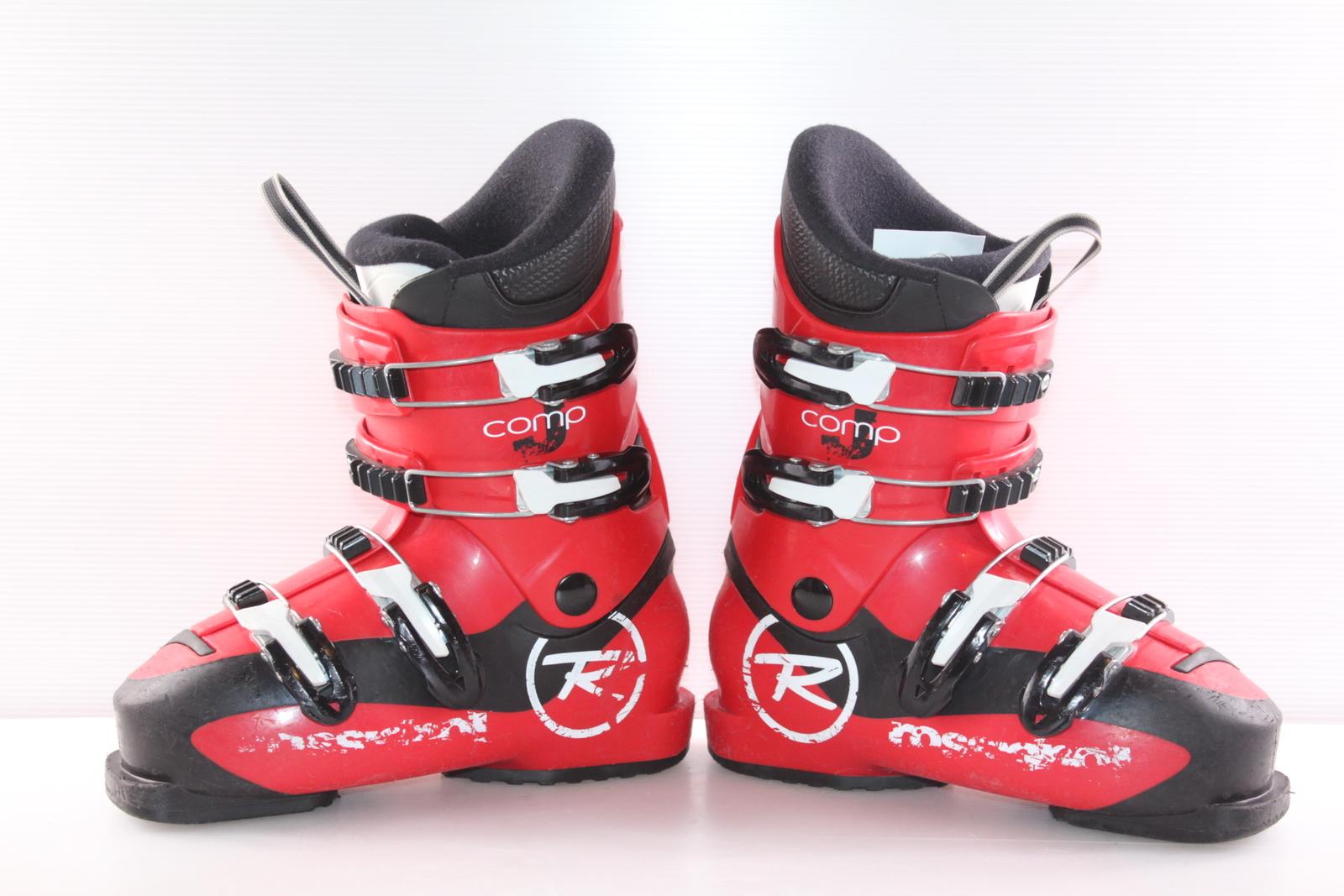 Dětské lyžáky Rossignol Comp J vel. EU36.5