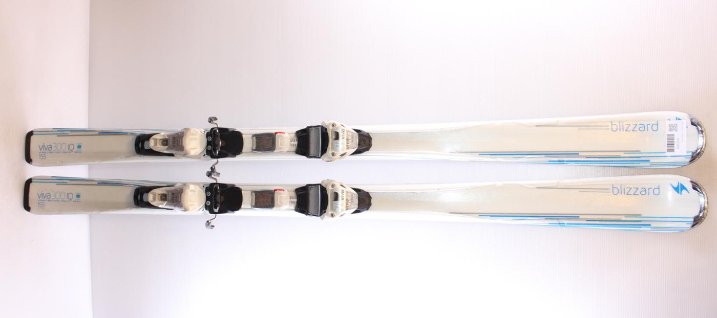 Dámské lyže BLIZZARD VIVA 300 IQ 155cm rok 2015