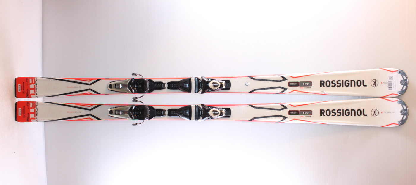 Lyže ROSSIGNOL PURSUIT RTL WHITE/RED 177cm