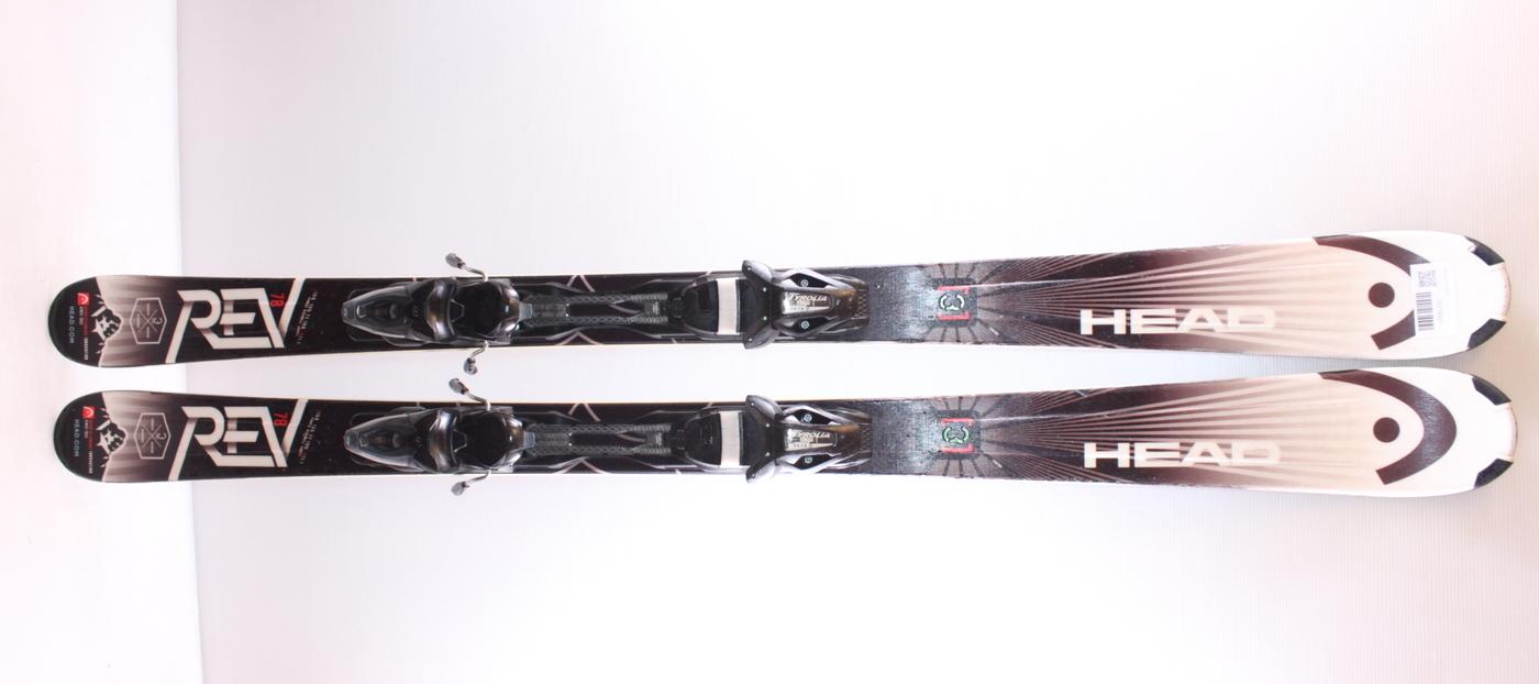 Lyže HEAD REV 78 158cm