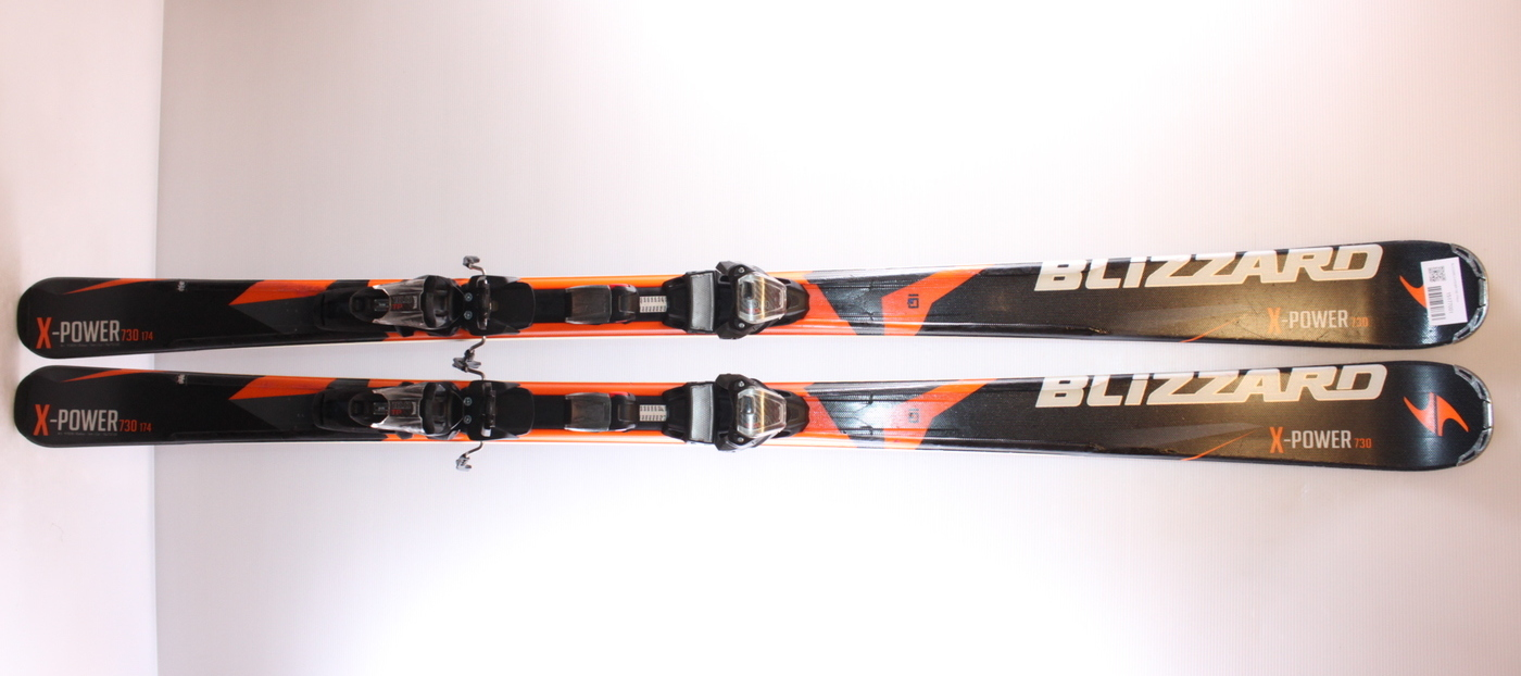 Lyže BLIZZARD X-POWER 730 174cm