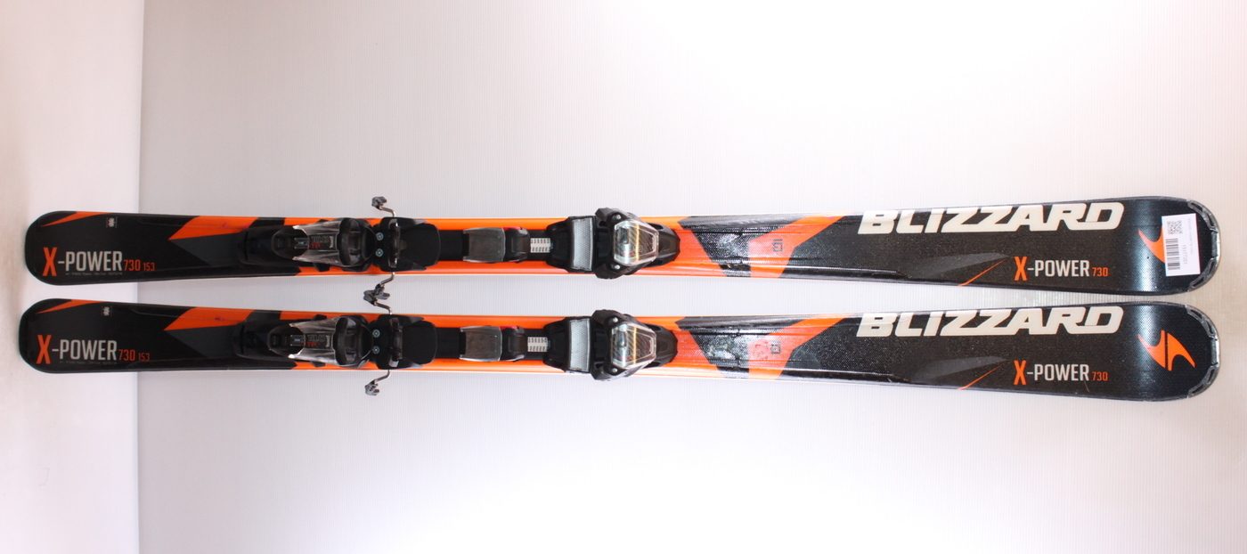 Lyže BLIZZARD X-POWER 730 153cm
