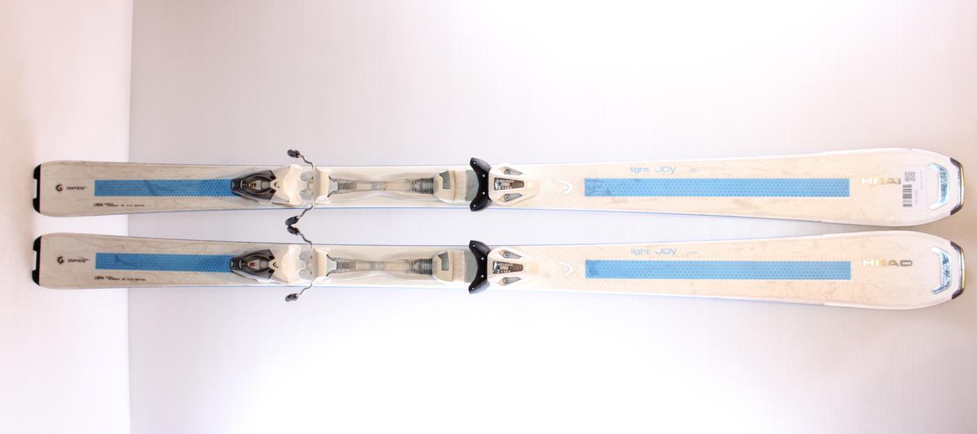 Dámské lyže HEAD LIGHT JOY 163cm rok 2015