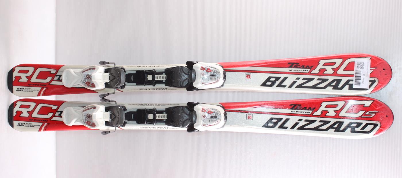 Dětské lyže BLIZZARD RCS TEAM 100cm
