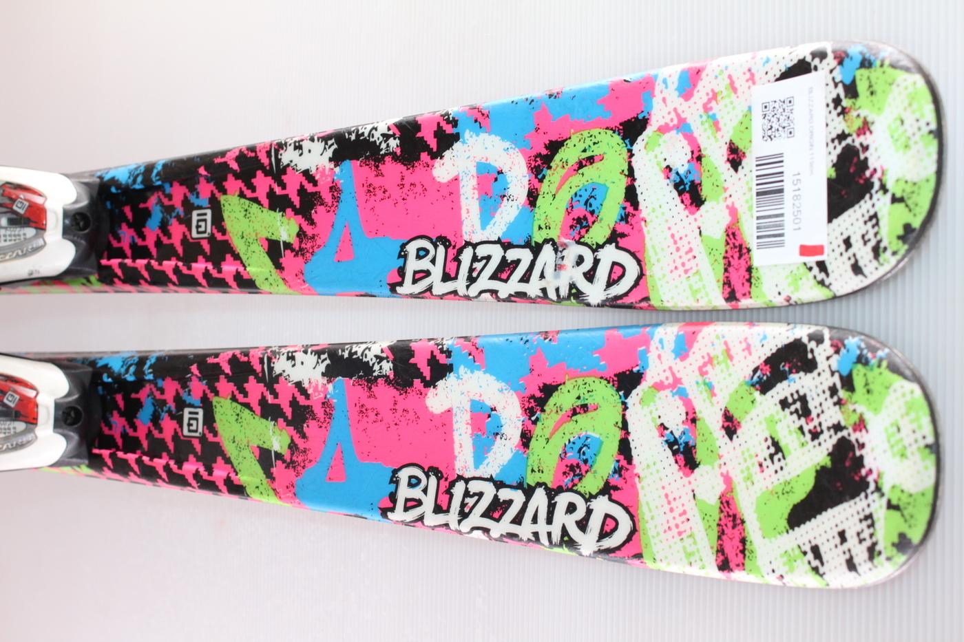 Dětské lyže BLIZZARD ORIGIN 119cm rok 2015