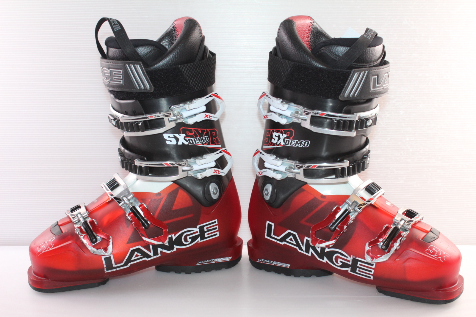 Lyžařské boty Lange SXR Demo vel. EU38.5 flexe 80