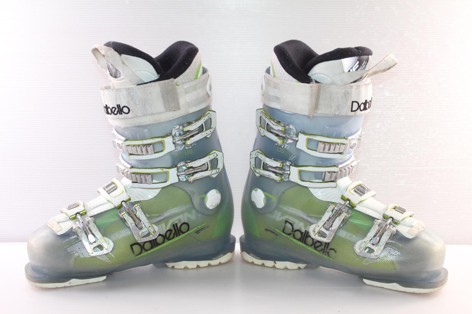 Dámské lyžáky Dalbello Avanti  LTD W vel. EU39