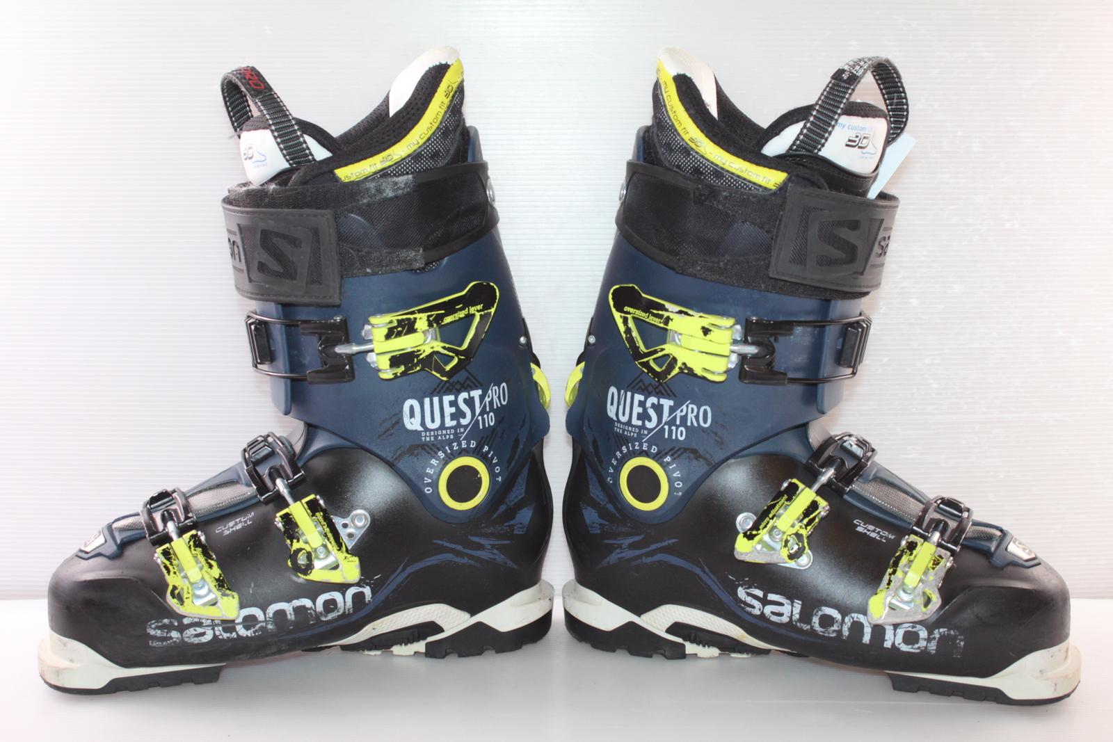 Lyžařské boty Salomon Quest Pro 110 vel. EU41