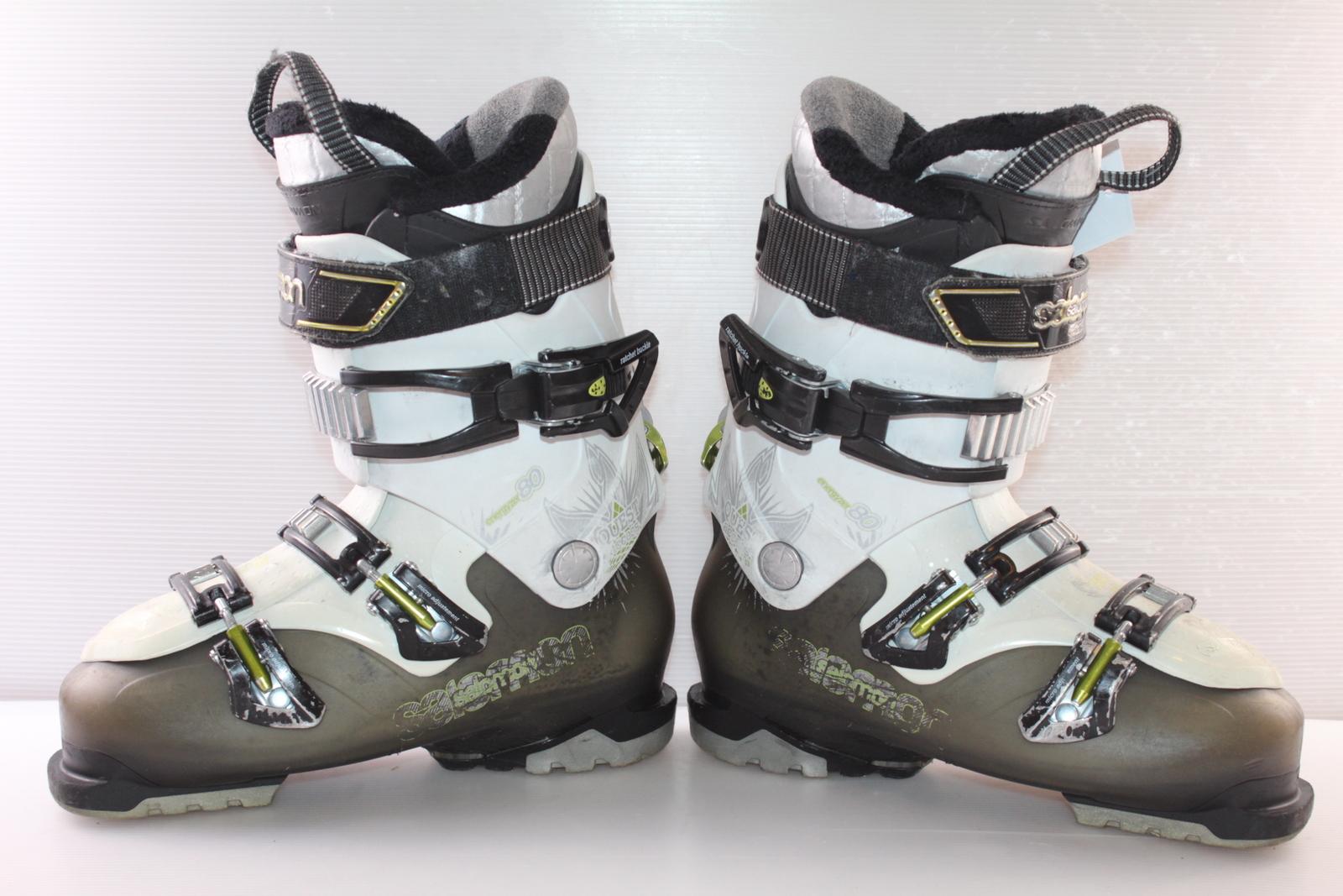 Lyžařské boty Salomon Quest Access  80 vel. EU41