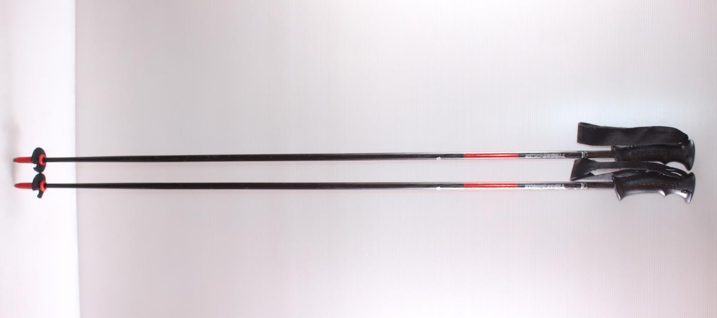 Sjezdové hole Komperdell Pure Carbon 125cm