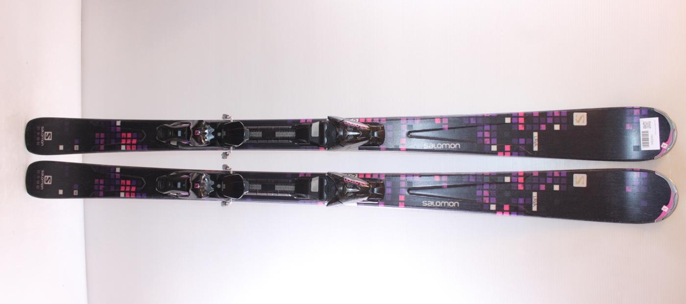 Dámské lyže SALOMON LAVA 159cm
