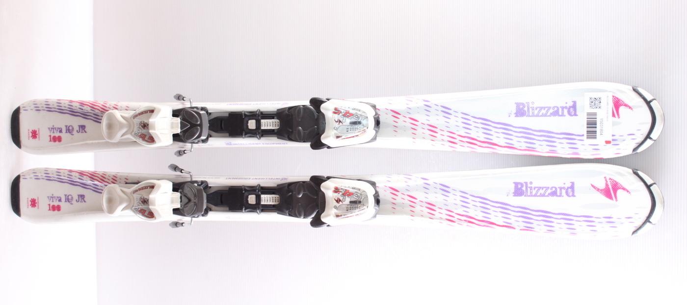 Dětské lyže BLIZZARD VIVA IQ 100cm