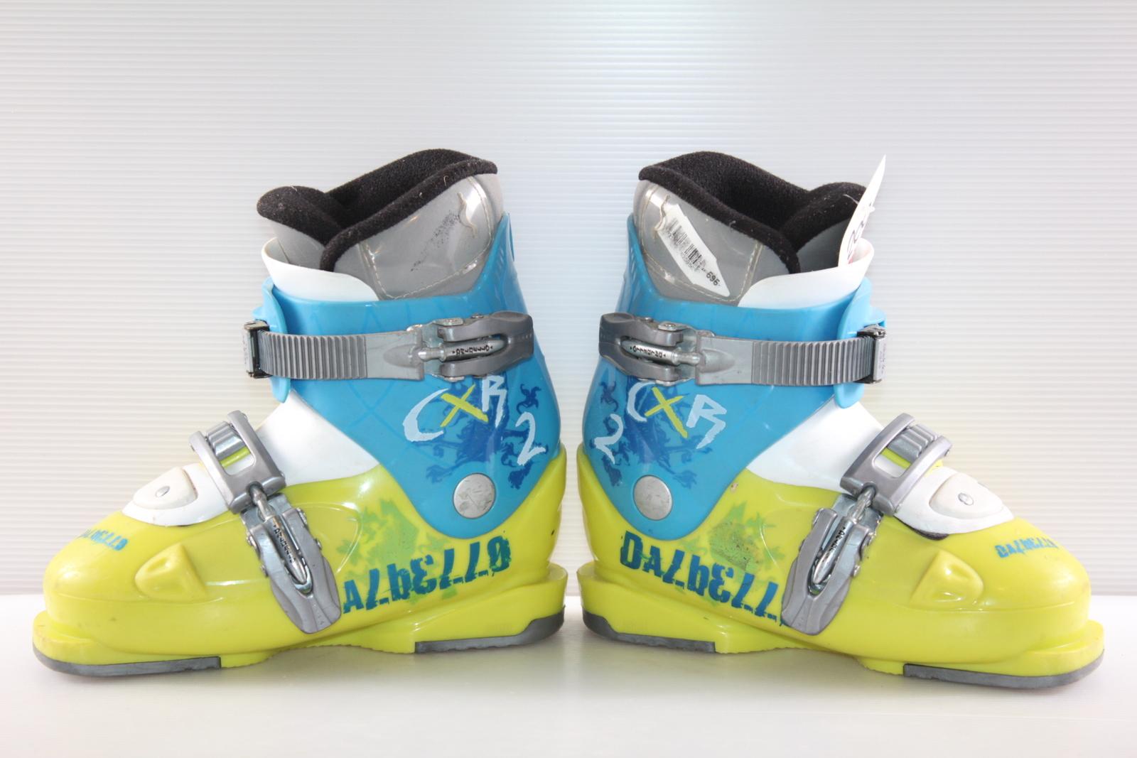 Dětské lyžáky Dalbello CXR 2 vel. EU31