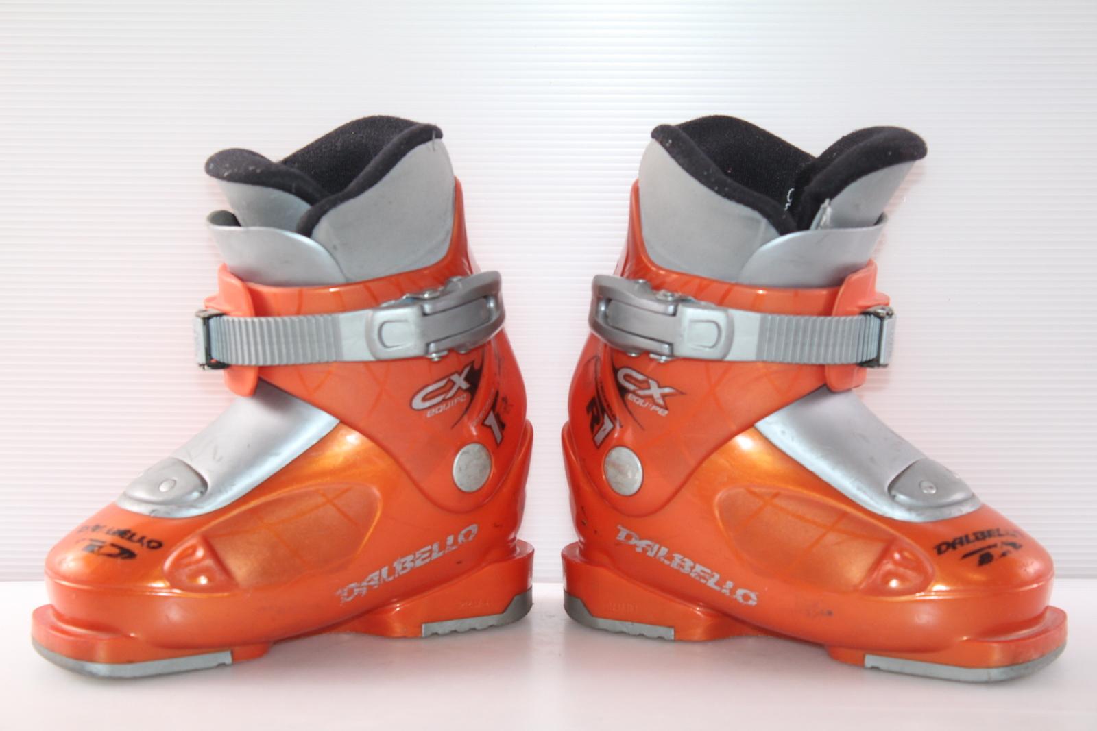 Dětské lyžáky Dalbello CX Equipe R1 vel. EU28