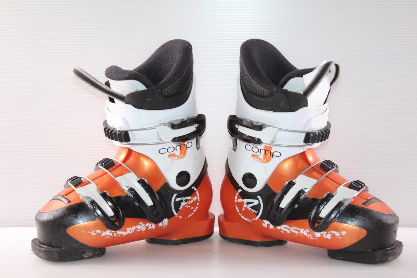 Dětské lyžáky Rossignol Comp J vel. EU28.5