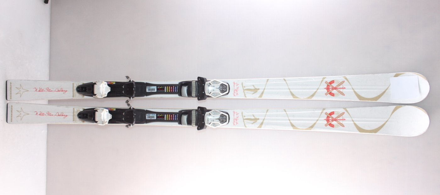 Lyže KNEISSL WHITE STAR ARLBERG 168cm