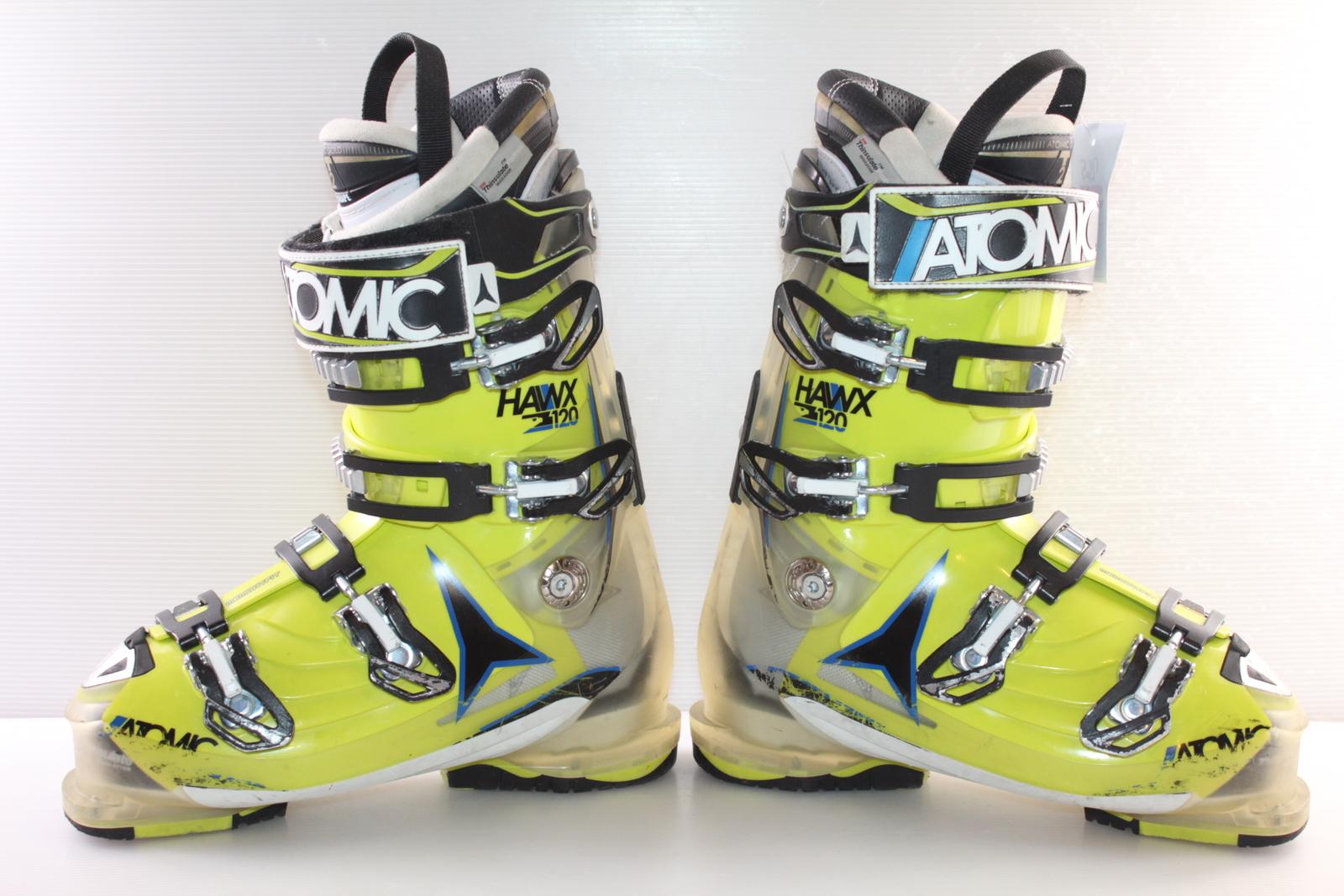 Lyžařské boty Atomic Hawx vel. EU41