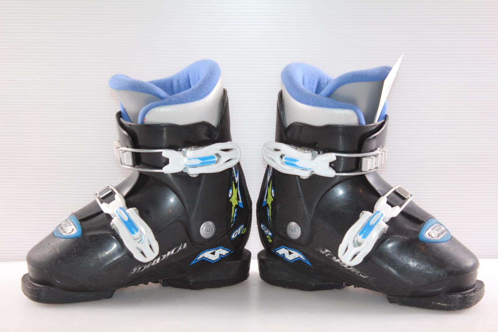Dětské lyžáky Nordica GP T2 vel. EU30.5