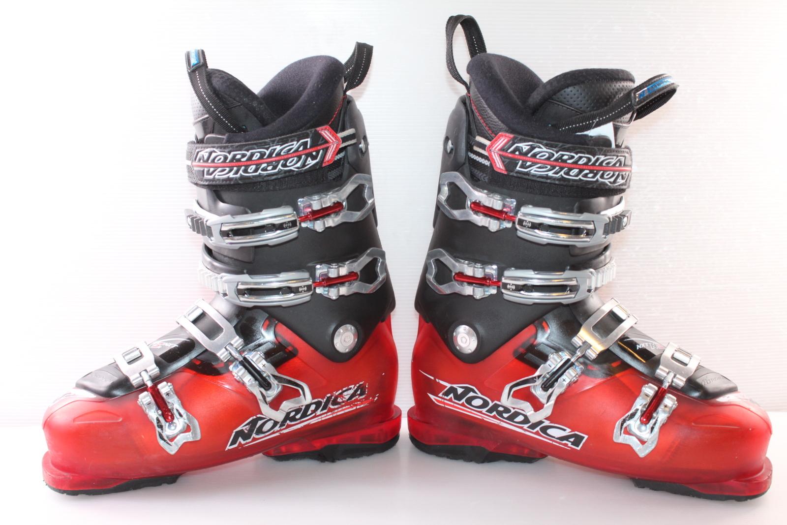Lyžařské boty Nordica NXT N3R vel. EU41 flexe 90