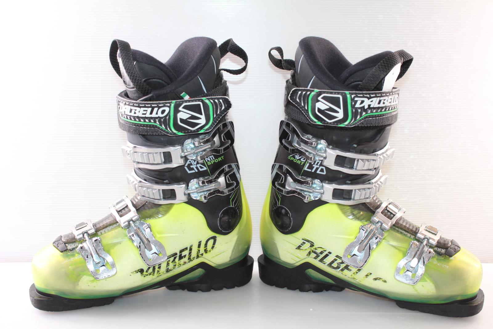 Lyžařské boty Dalbello Avanti Sport LTD vel. EU40
