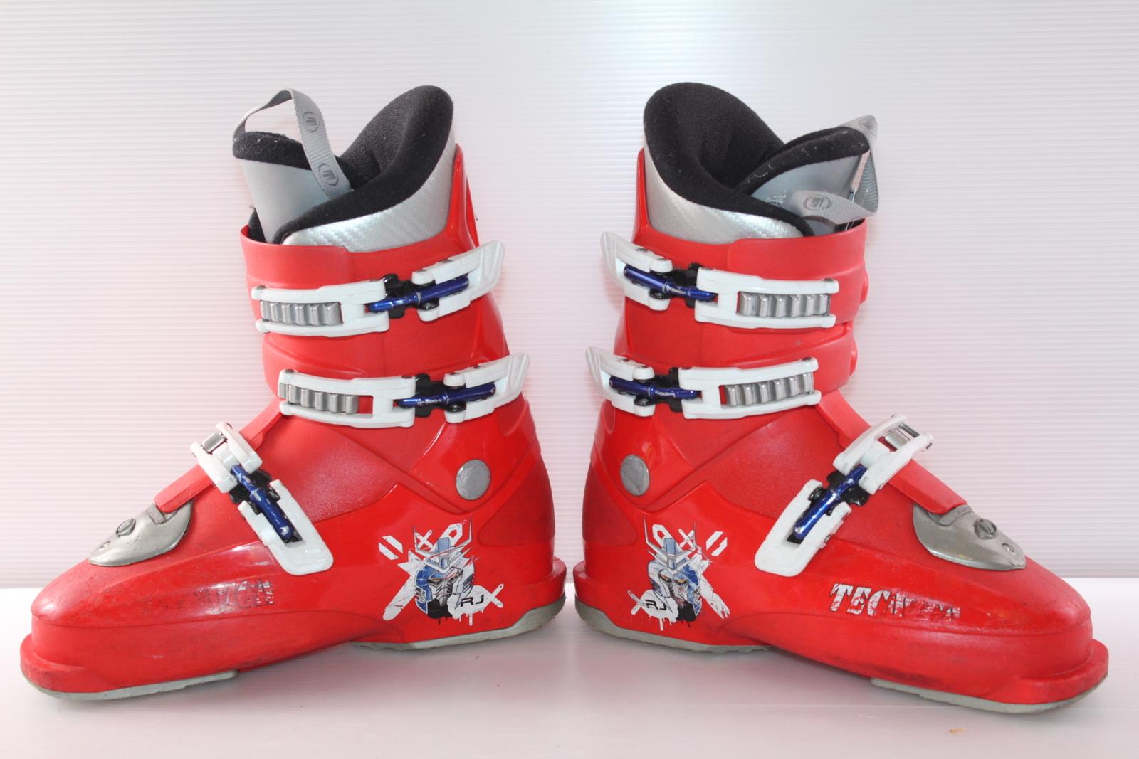 Dětské lyžáky Tecnica RJ vel. EU37