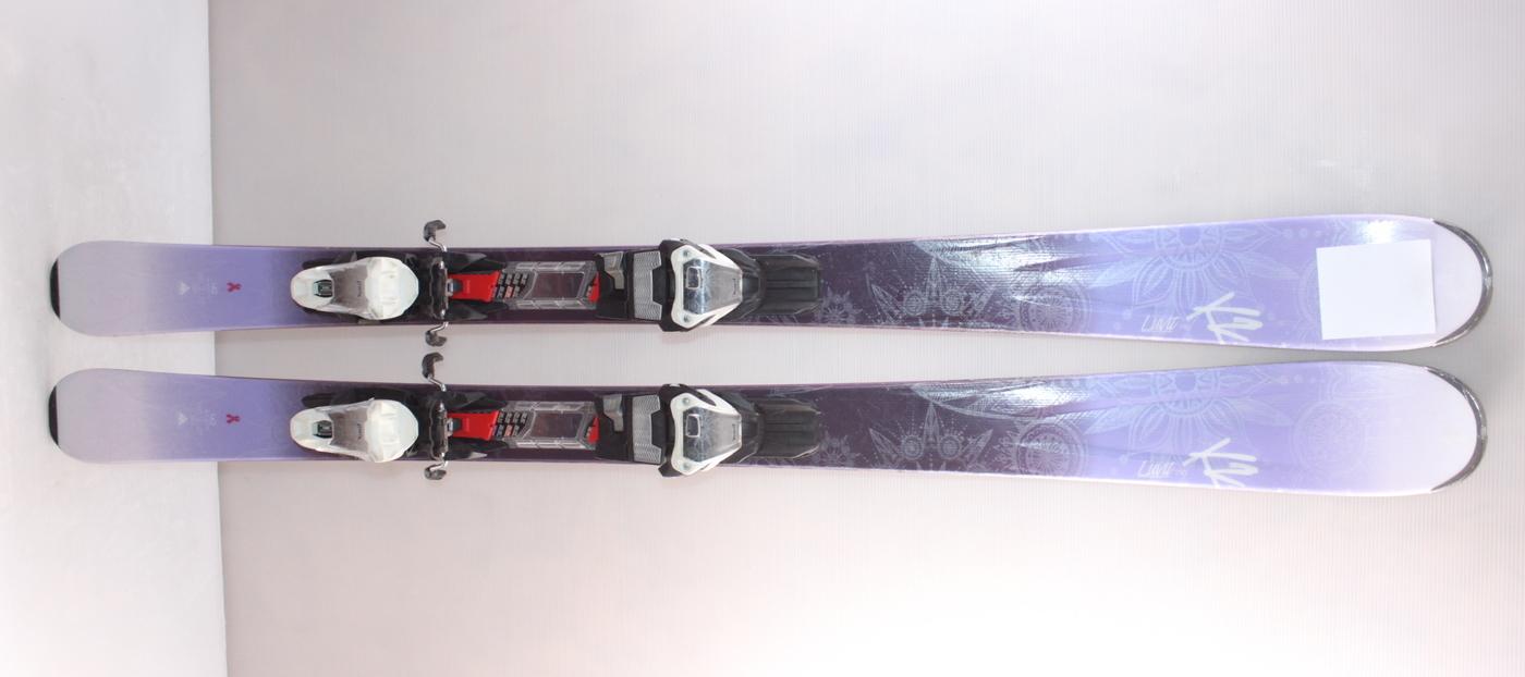 Dámské lyže K2 LUV 76 142cm