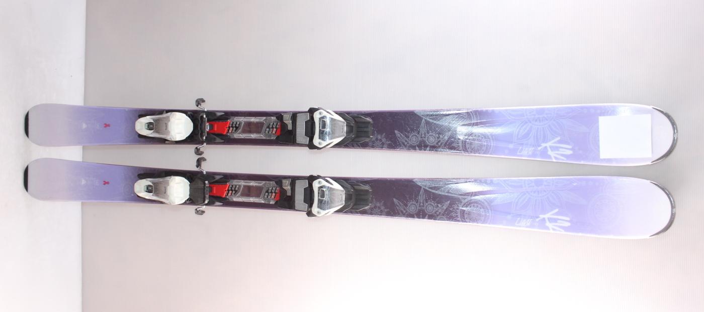 Dámské lyže K2 LUV 76 142cm rok 2016