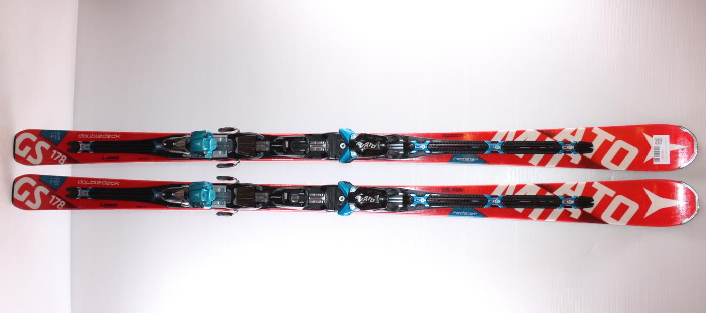 Lyže ATOMIC REDSTER DOUBLEDECK 3.0 GS 172cm