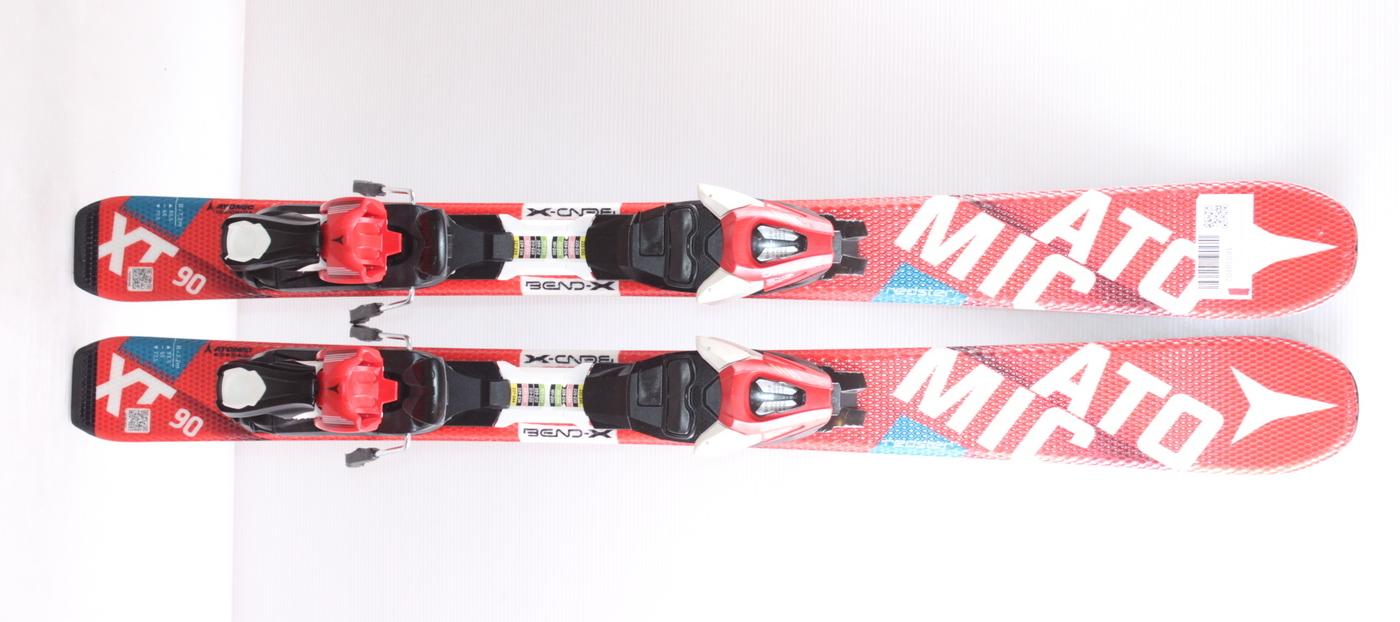 Dětské lyže ATOMIC REDSTER XT 90cm rok 2016