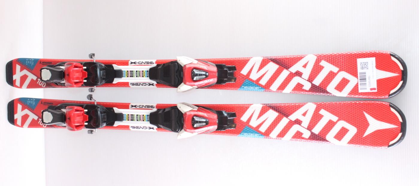Dětské lyže ATOMIC REDSTER XT 100cm rok 2016