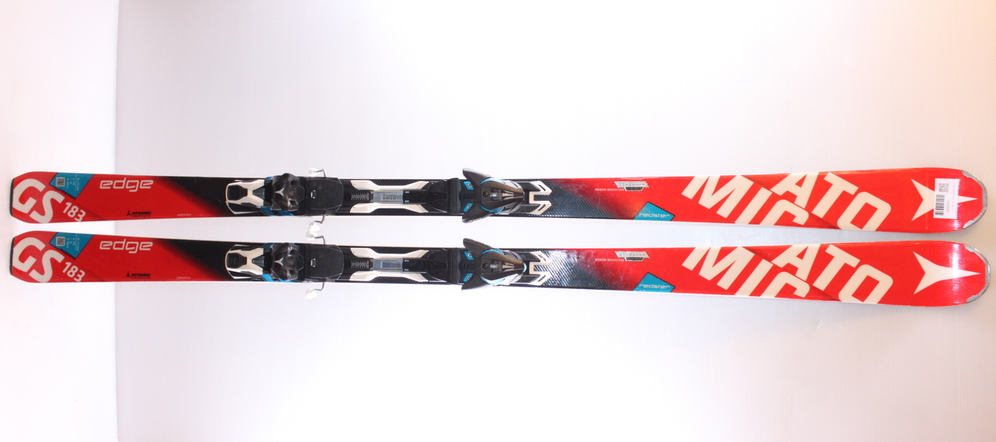 Lyže ATOMIC REDSTER EDGE GS 183cm rok 2016