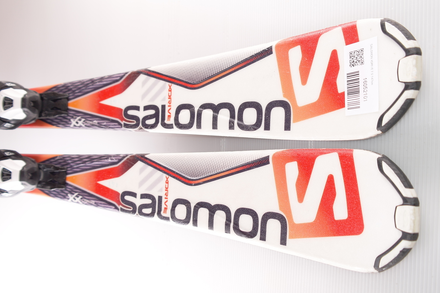ZANOVNILYZE.cz | Lyže SALOMON X DRIVE 7.5 R 147cm rok 2017