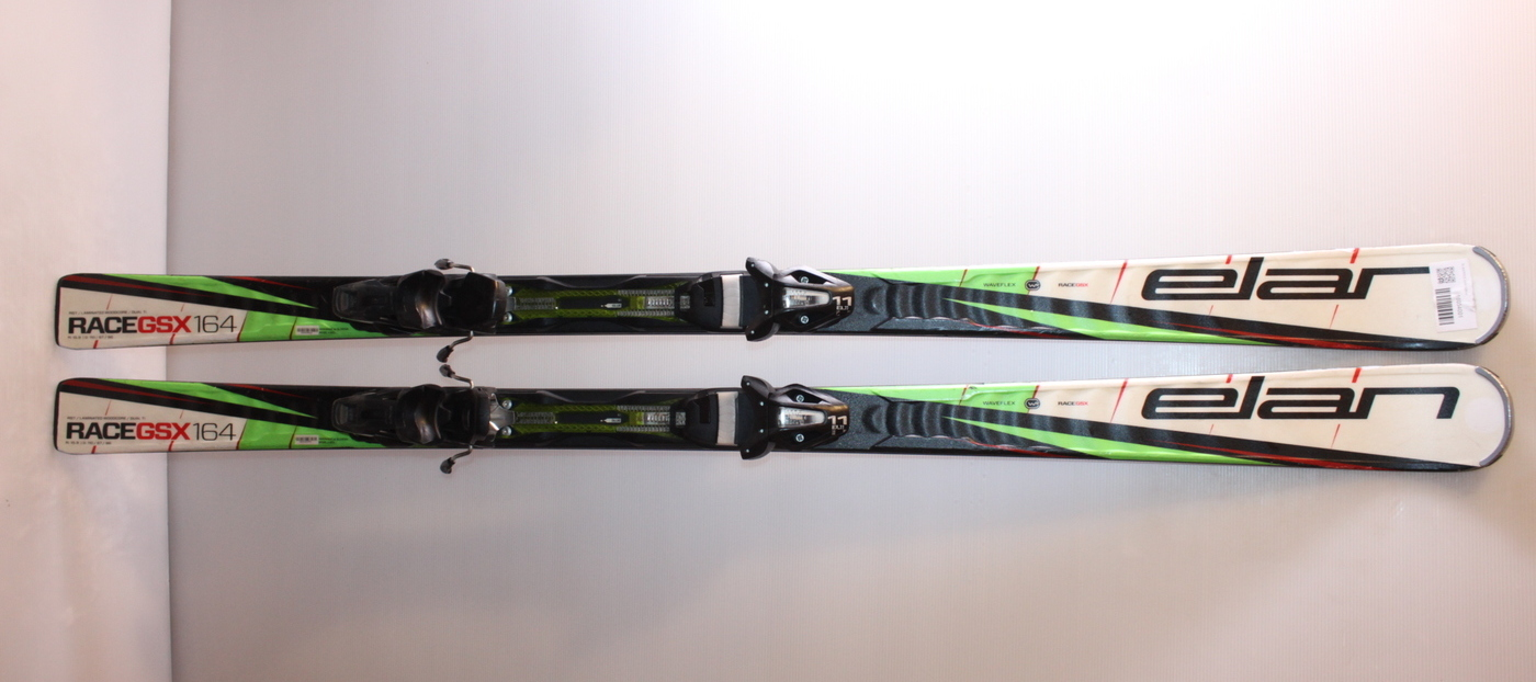 Lyže ELAN RACE GSX 164cm