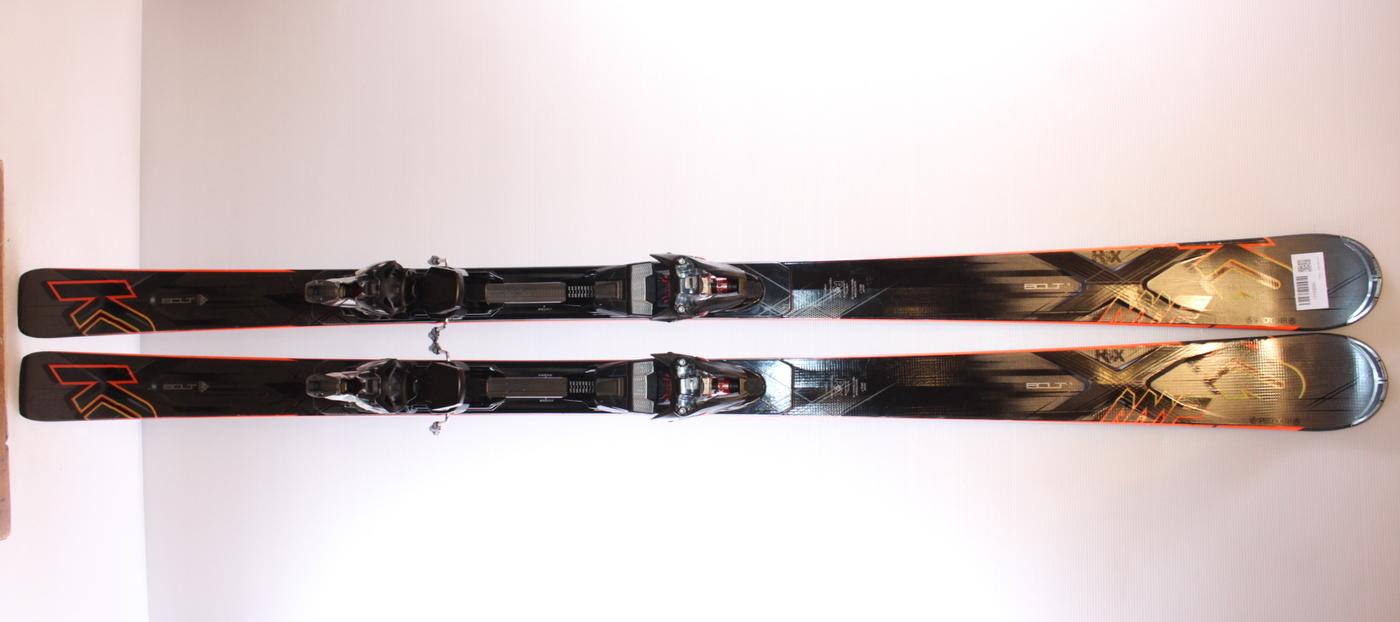 Lyže K2 AMP BOLT 179cm