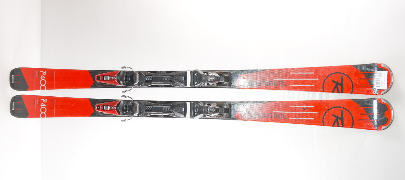 Lyže ROSSIGNOL PURSUIT P400 RED/BLACK 163cm