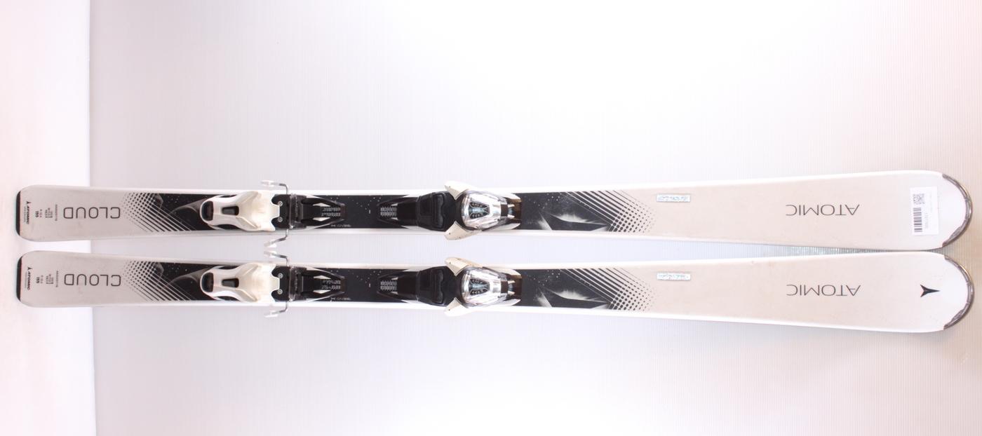 Dámské lyže ATOMIC CLOUD 155cm rok 2017