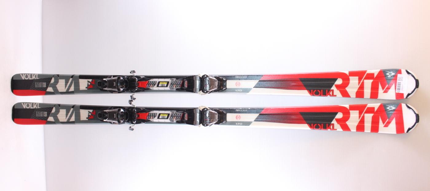 Lyže VOLKL RTM 7.4 170cm