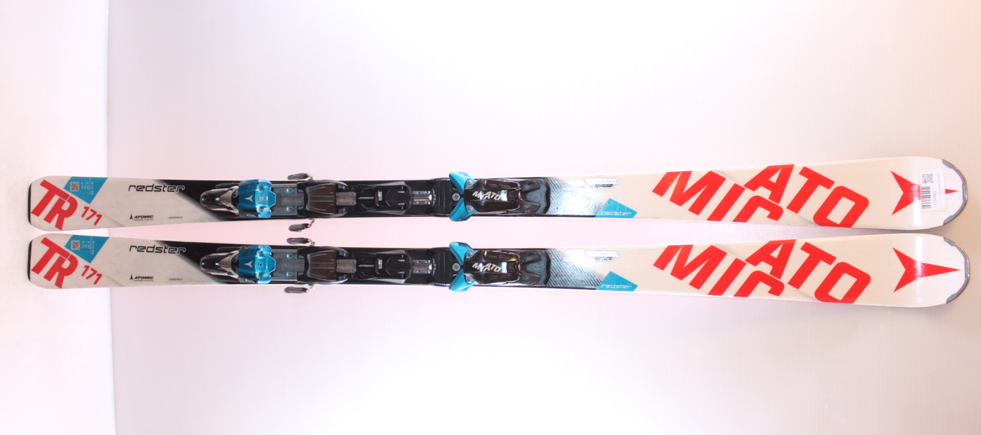 Lyže ATOMIC REDSTER TR 171cm rok 2017