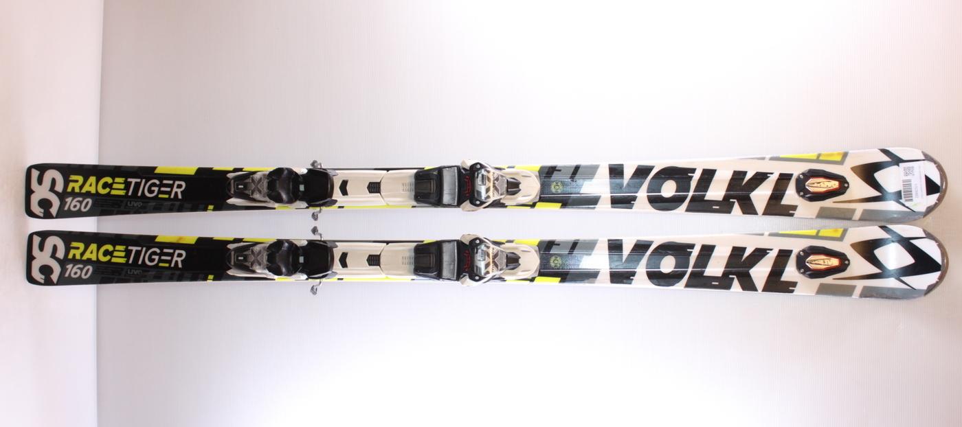Lyže VOLKL RACETIGER SC UVO WHITE 160cm