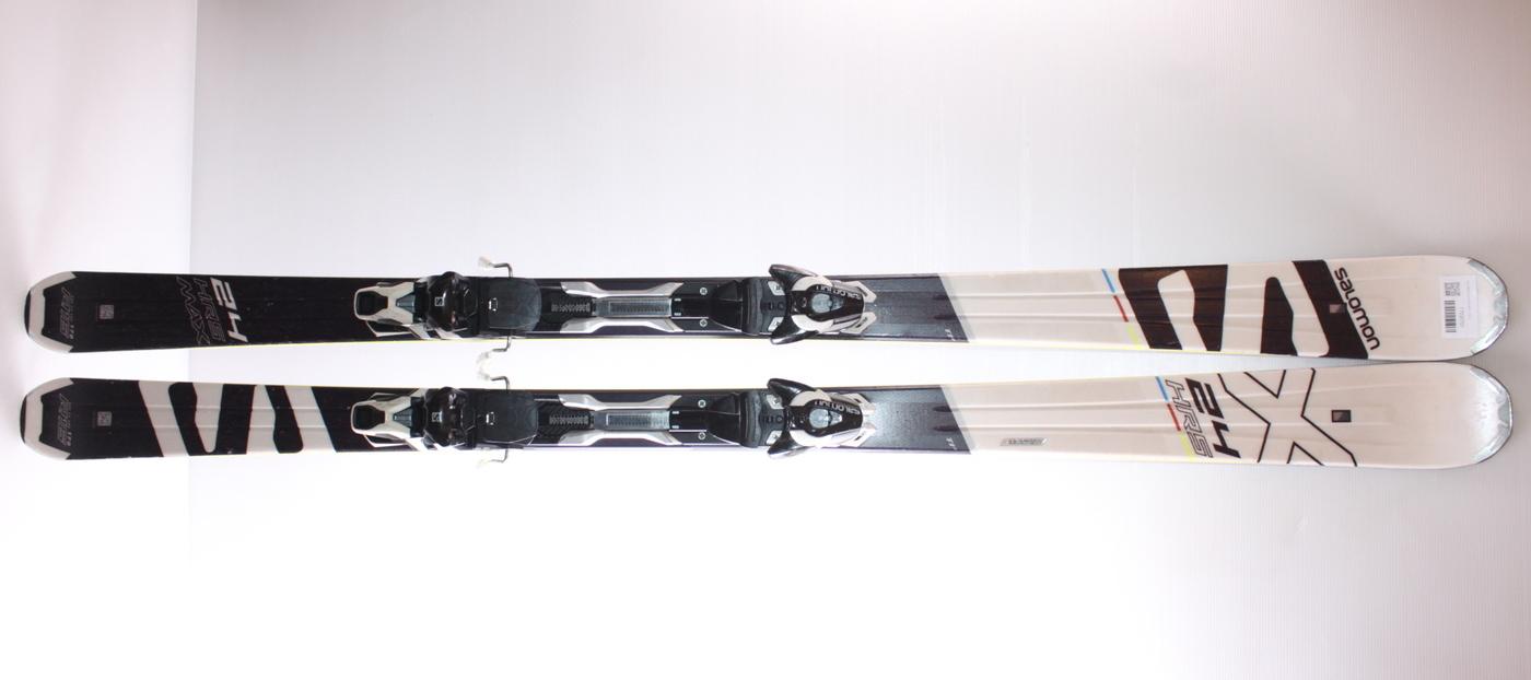 Lyže SALOMON 24 HOURS MAX 162cm