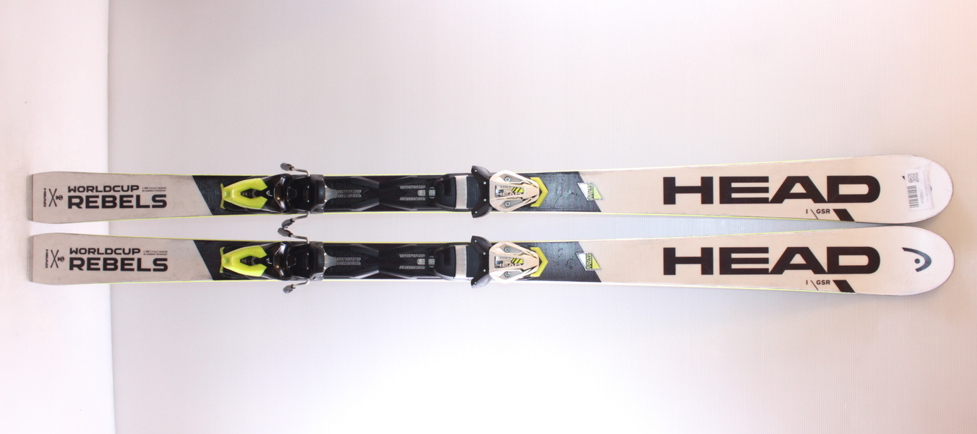 Lyže HEAD WORLDCUP REBELS I.GSR 165cm